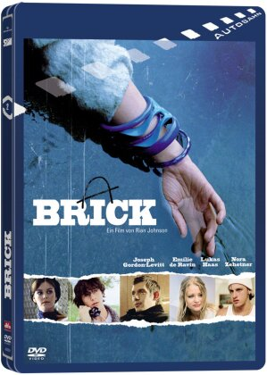 Brick (2005) (Steelbook, 2 DVDs)