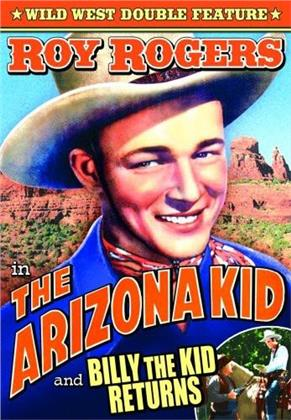 The Arizona Kid / The Billy the Kid Returns - (Wild West Double Feature)