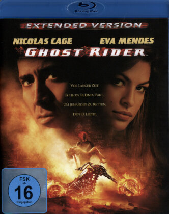 Ghost Rider (2007) (Extended Edition)