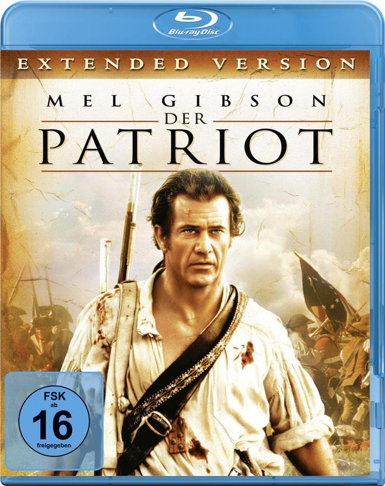 Der Patriot (2000) (Extended Edition)