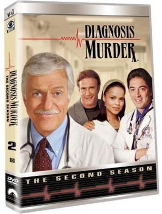 Diagnosis Murder - Season 2 (6 DVD)