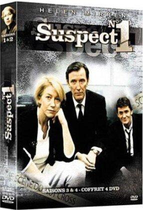 Suspect numéro 1 - Saison 3 et 4 (4 DVDs)