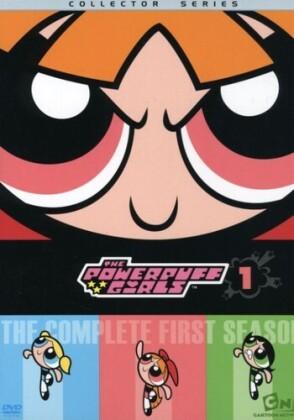 The Powerpuff Girls - Season 1 (Collector's Edition, 2 DVDs)