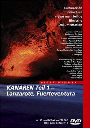Kanaren - Teil 1 - Lanzarote, Fuerteventura