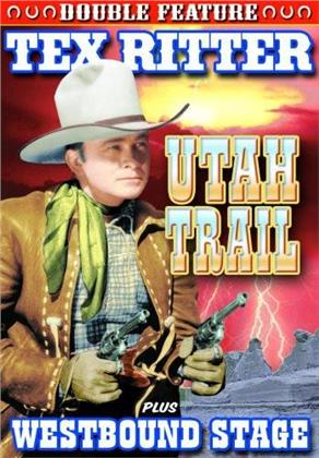 Utah Trail / Westbound Stage (Double Feature)