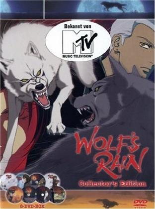 Wolf's Rain (Collector's Edition, 8 DVDs)