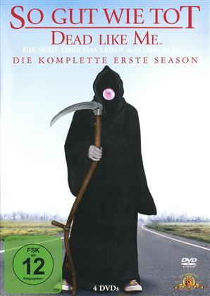 So gut wie tot - Dead like me - Staffel 1 (4 DVDs)