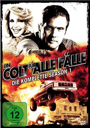 Ein Colt für alle Fälle - Staffel 1 (6 DVDs)