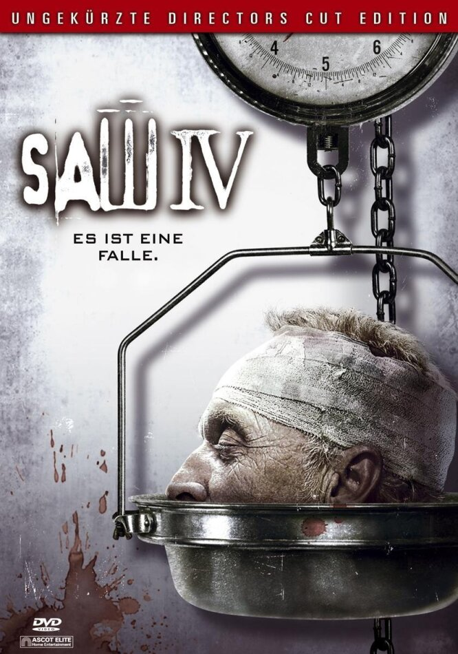 Saw 4 (2007) (Director's Cut, Uncut)