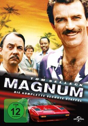 Magnum - Staffel 6 (5 DVDs)