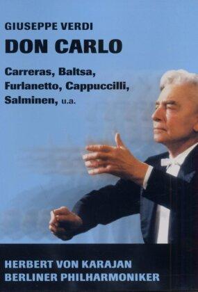 Berliner Philharmoniker, Herbert von Karajan, … - Verdi - Don Carlo