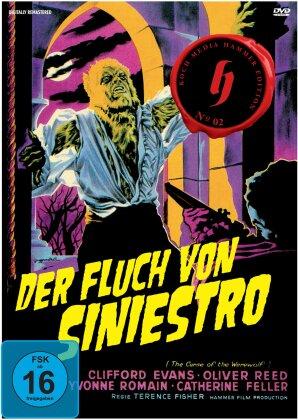 Der Fluch von Siniestro - Hammer Collection 2 (1961) (Neuauflage)