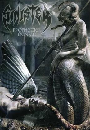 Sinister - Prophecies denied (Limited Edition, DVD + CD)
