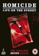 Homicide - Series 2 (5 DVD)