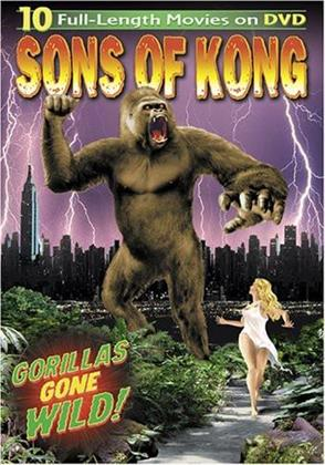 Sons of Kong (Limited Edition, 3 DVDs)