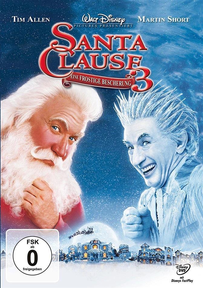 Santa Clause 3 - Eine frostige Bescherung (2006)