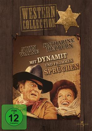 Mit Dynamit und frommen Sprüchen (1975) (Western Collection)