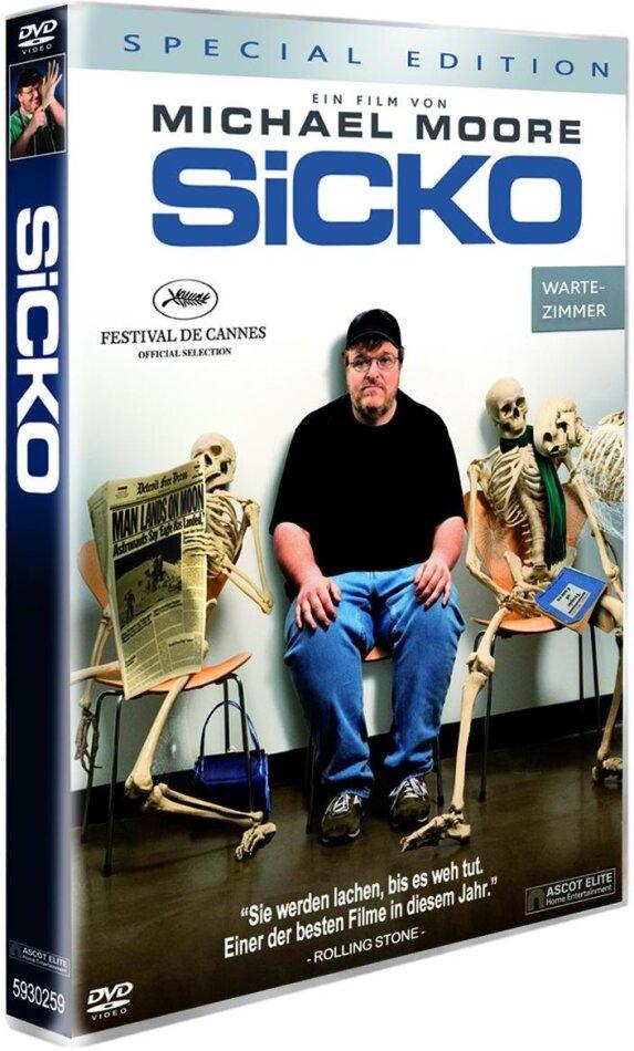 Sicko - Michael Moore (2007) (Edizione Speciale)