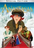 Anastasia (1997) (Special Edition, Steelbook, 2 DVDs)