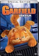 Garfield (2004) (Special Edition, Steelbook, 2 DVDs)