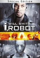 I, Robot (2004) (Special Edition, Steelbook, 2 DVDs)