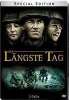 Der längste Tag - s/w (1962) (Special Edition, Steelbook, 2 DVDs)