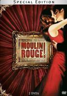 Moulin Rouge (2001) (Special Edition, Steelbook, 2 DVDs)