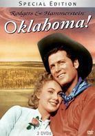Oklahoma! (1955) (Special Edition, Steelbook, 2 DVDs)