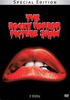 The Rocky Horror Picture Show (1975) (Special Edition, Steelbook, 2 DVDs)