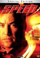 Speed (1994) (Special Edition, Steelbook, 2 DVDs)