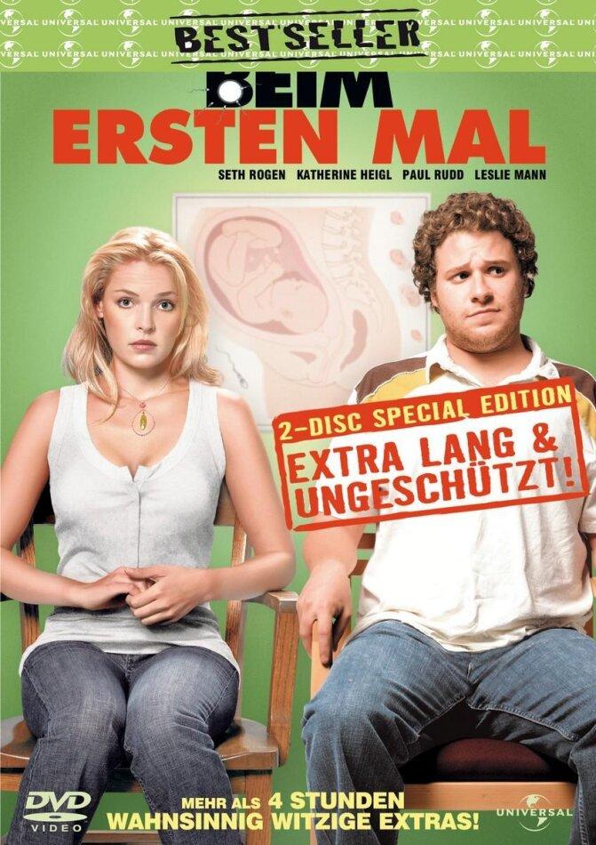 Beim ersten Mal - Knocked Up (2007) (2 DVDs)