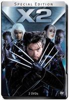 X-Men 2 (2003) (Special Edition, Steelbook, 2 DVDs)