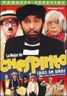 Lo Mejor de Chespirito - Vol. 5 & 6 (2 DVDs)