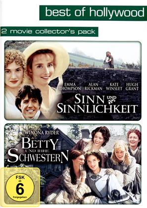 Sinn und Sinnlichkeit / Betty und ihre Schwestern (Best of Hollywood, 2 Movie Collector's Pack)