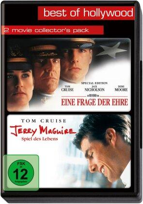 Eine Frage der Ehre / Jerry Maguire - Spiel des Lebens - Best of Hollywood 8 (2 Movie Collector's Pack)