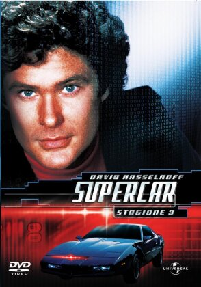 Supercar - Knight Rider - Stagione 3 (6 DVDs)