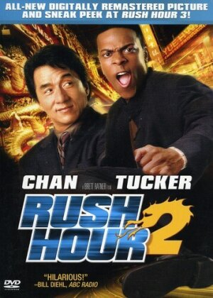 Rush Hour 2 - Rush Hour 2 / (Rmst Spec Ocrd) (2001) (Remastered, Repackaged, Special Edition)