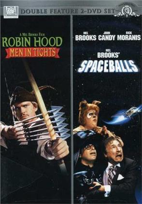 Robin Hood: Men in Tights / Spaceballs (Double Feature, 2 DVDs)