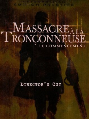 Massacre à la tronçonneuse - Le commencement (2006) (Director's Cut)