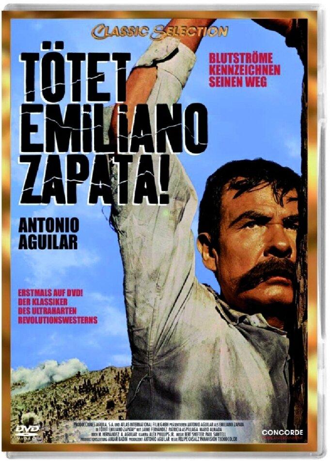 Tötet Emiliano Zapata