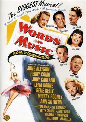 Words and Music (1948) (Remastered)