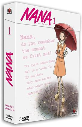Nana - Box 1/5 (Deluxe Edition, 3 DVDs)