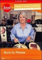 Paula Deen - Sure to Please (3 DVDs)