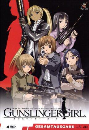 Gunslinger Girl - Slimpackbox (4 DVDs)
