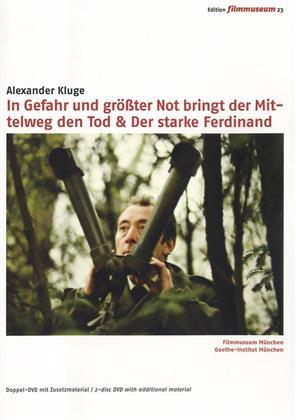 In Gefahr und grösster Not bringt der Mittelweg den Tod & Der starke Ferdinand (Trigon-Film, 2 DVDs)