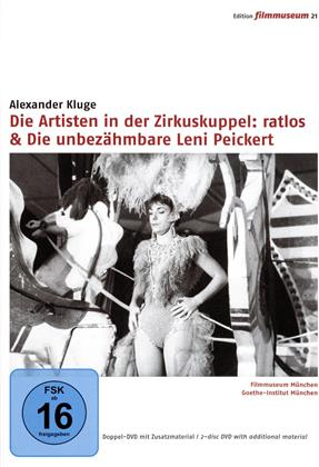 Die Artisten in der Zirkuskuppel: ratlos & Die unbezähmbare Leni Peickert (Trigon-Film, 2 DVDs)