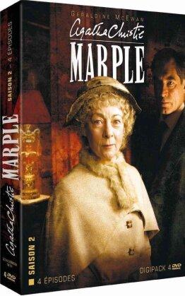 Agatha Christie Marple - Saison 2 (BBC, 4 DVD)