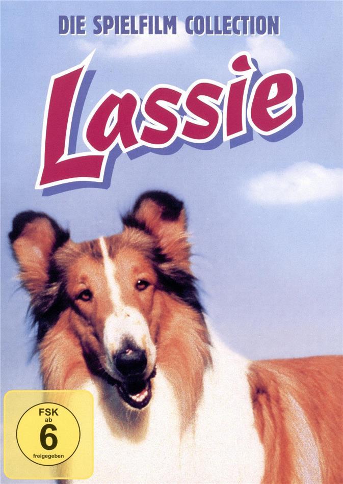 Lassie - Spielfilm Collection (4 DVDs)