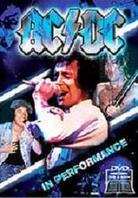 AC/DC - In Performance (DVD + Buch)