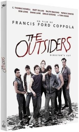 The Outsiders (1983) (Director's Cut, 2 DVDs)